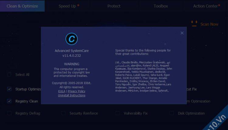 Advanced SystemCare Pro 11.4.0.232
