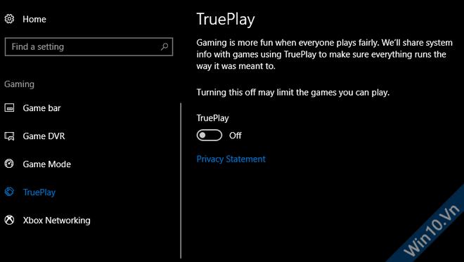 anti cheat TruePlay