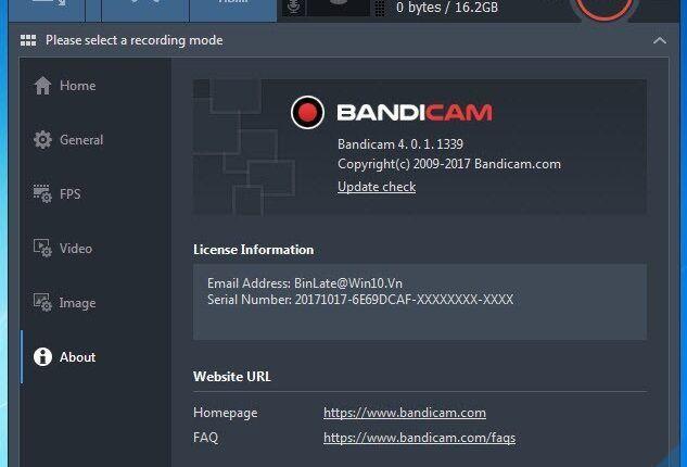 Download Bandicam 4.0.1.1339