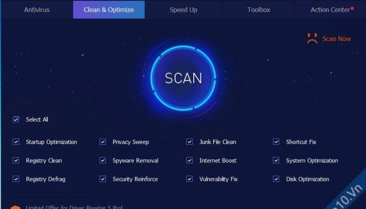 Advanced SystemCare Ultimate – hình 2
