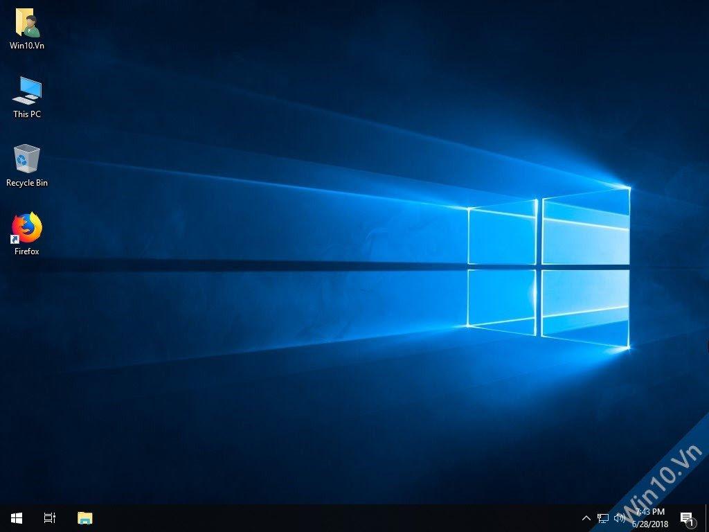Windows 10 Pro Lite Preactivated