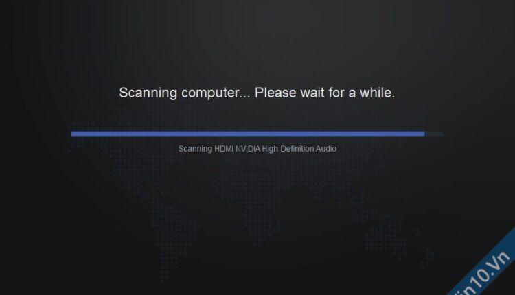 Driver Talent scanning…