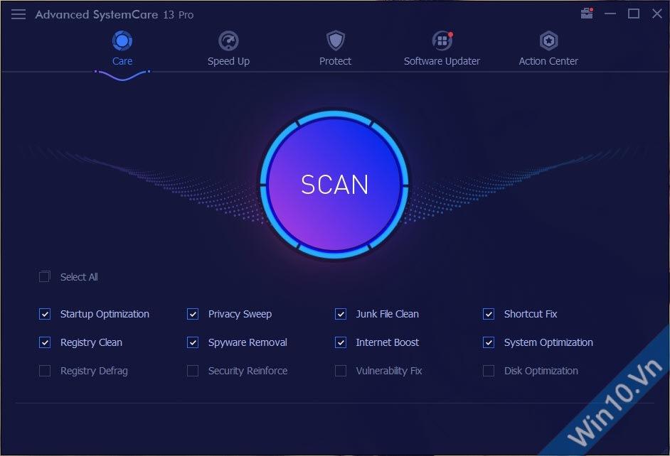 IObit Advanced SystemCare Pro