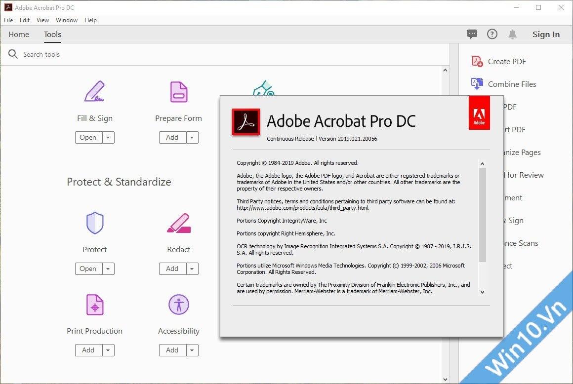 Adobe Acrobat Pro DC Full License