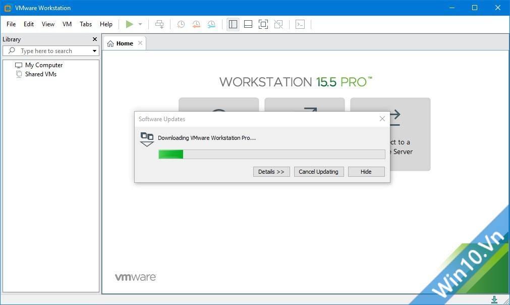 Update VMware